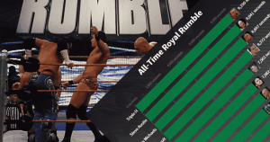 all time royal rumble