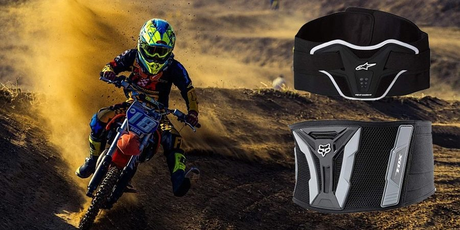 motocross kidney belts