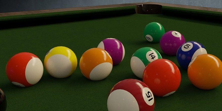 pool table
