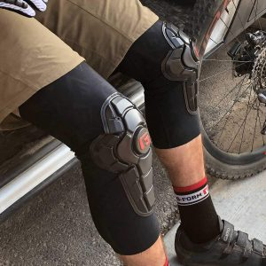 BMX knee pads from G-Form