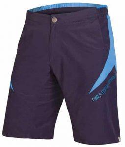 endura padded bike shorts for MTB