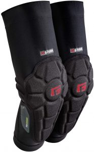 gform rugged elbow pads for bmx and mtb