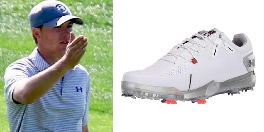What Golf Shoes Does Jordan Spieth Wear?
