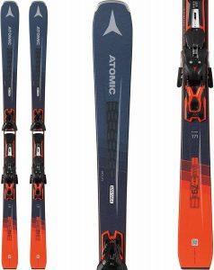 atomic vantage all mountain skis