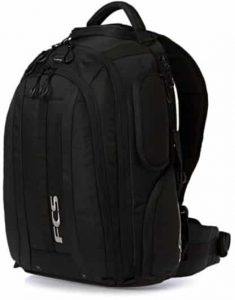 FCS mission surfing backpack