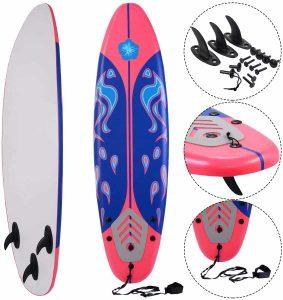 Giantax 6 Foam Surfboard