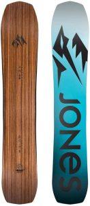 Flagship snowboard from Jones