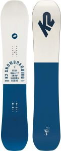 Broadcast snowboard from K2