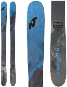 Nordica all mountain skis enforcer