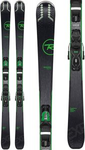 Rossignol experience all mountain skis