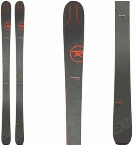 mogul skis from rossignol