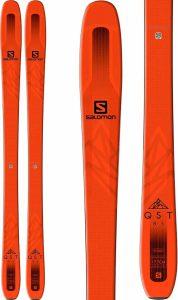 Salomon all mountain QST skis