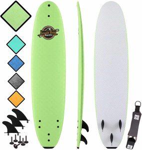 south bay surf co verve foam board