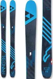 fischer range free ride skis