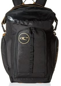 oneill backpack surfing
